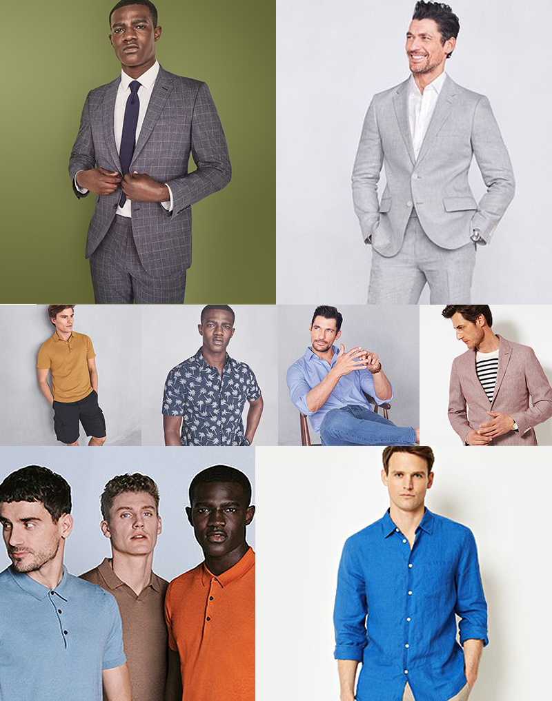 Marks and Spencers-mens-fashion